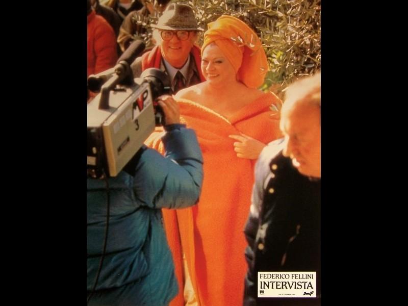 Photo du film INTERVISTA