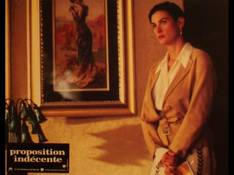 Photo du film PROPOSITION INDECENTE - INDECENT PROPOSAL