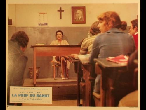 PROF DU BAHUT (LA) - LA PROFESSORESSA DI SCIENZE NATURALI