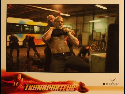 TRANSPORTEUR (LE) - THE TRANSPORTER