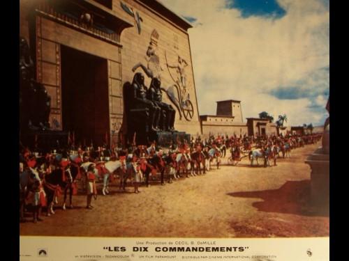 DIX COMMANDEMENTS (LES) - THE TEN COMMANDMENTS