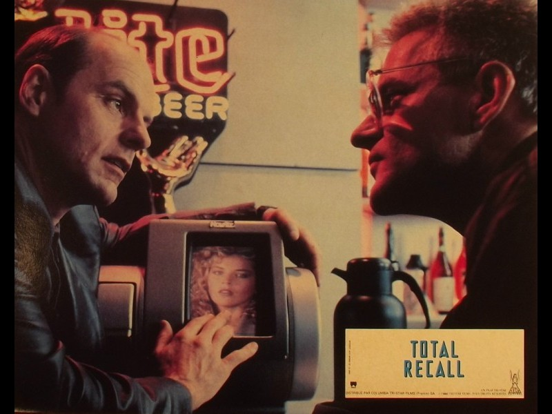 Photo du film TOTAL RECALL