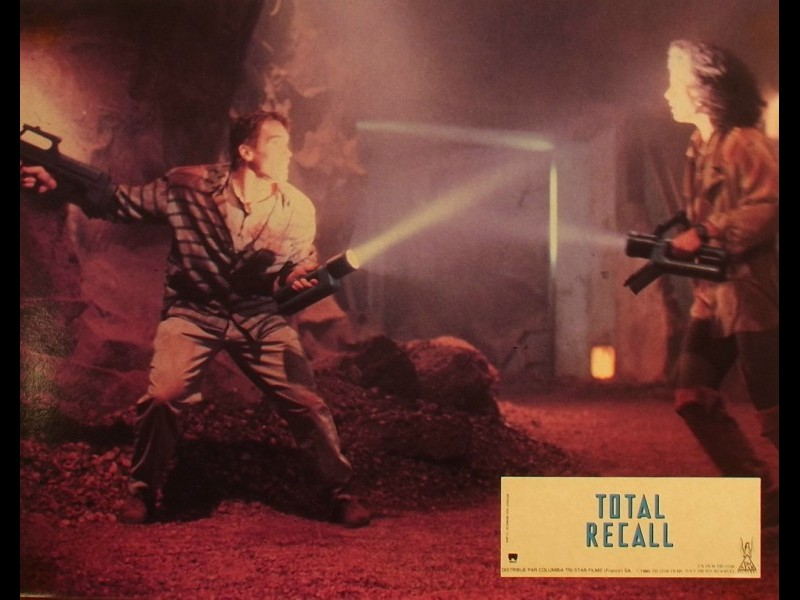 Photo du film TOTAL RECALL