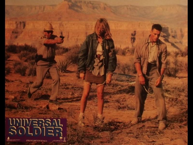 Photo du film UNIVERSAL SOLDIER