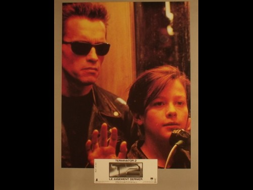 TERMINATOR 2 - TERMINATOR 2: JUDGMENT DAY