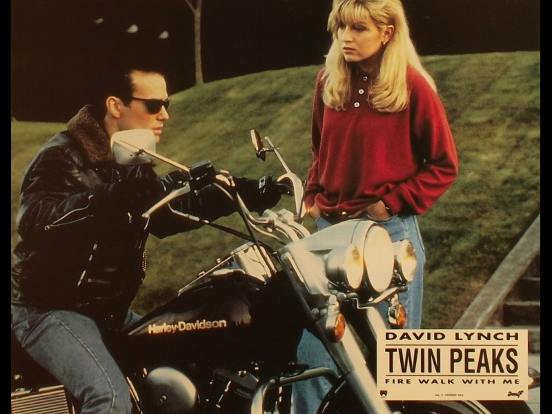 Photo du film TWIN PEAKS-LES 7 DERNIERS JOURS DE LAURA PALMER - TWIN PEAKS: FIRE WALK WITH ME