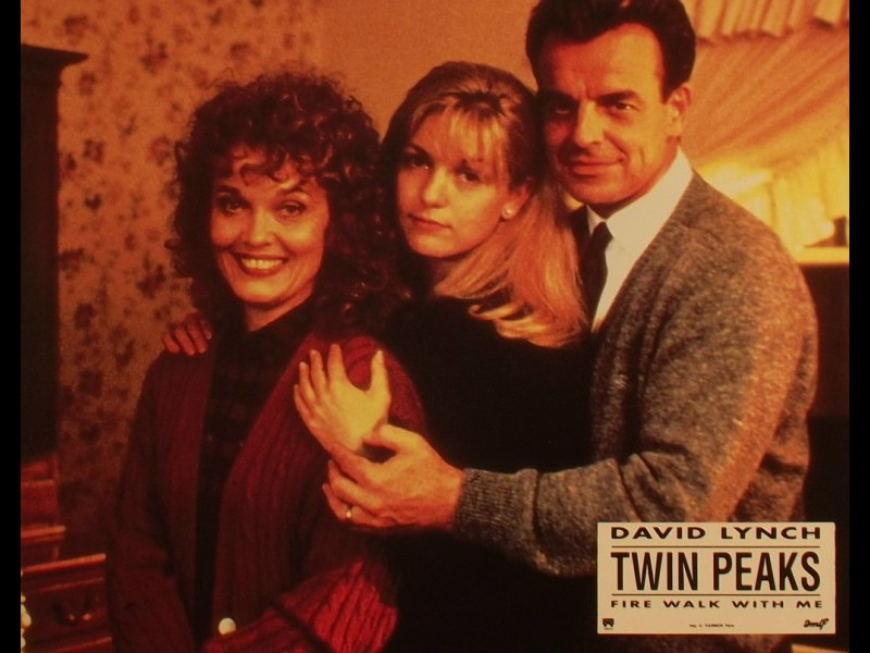 Photo du film TWIN PEAKS-LES 7 DERNIERS JOURS DE LAURA PALMER - TWIN PEAKS: FIRE WALK WITH ME