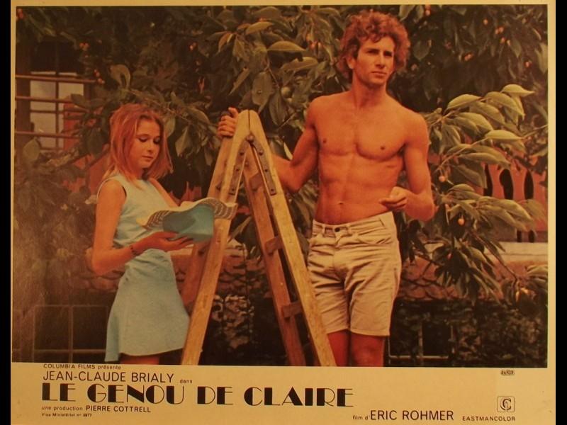 Photo du film GENOU DE CLAIRE (LE)