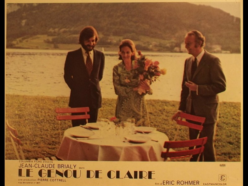 Photo du film GENOU DE CLAIRE (LE)