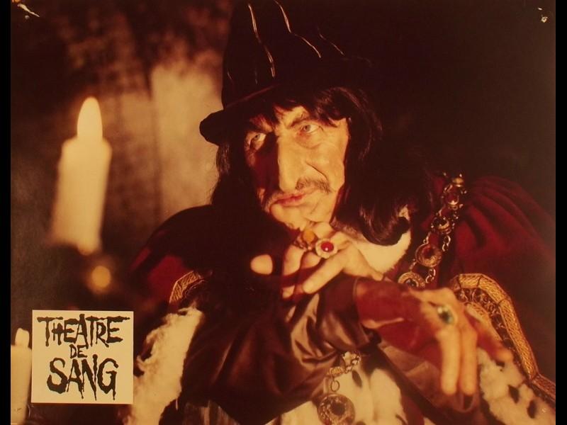 Photo du film THEATRE DE SANG - THEATER OF BLOOD