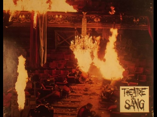 THEATRE DE SANG - THEATER OF BLOOD