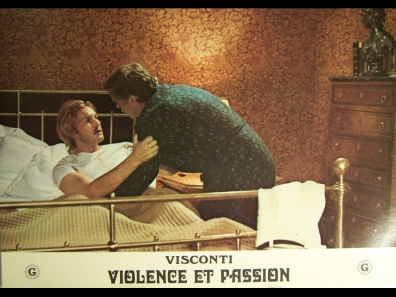 Photo du film VIOLENCE ET PASSION - GRUPPO DI FAMIGLIA IN UN INTERNO