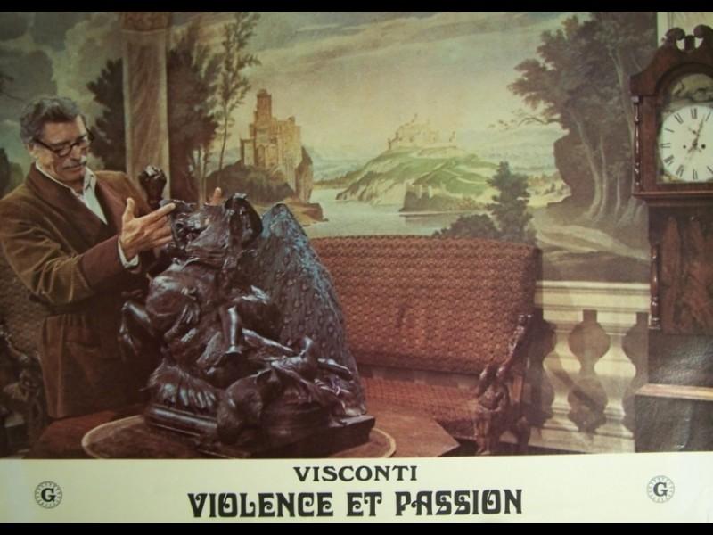 Photo du film VIOLENCE ET PASSION - GRUPPO DI FAMIGLIA IN UN INTERNO