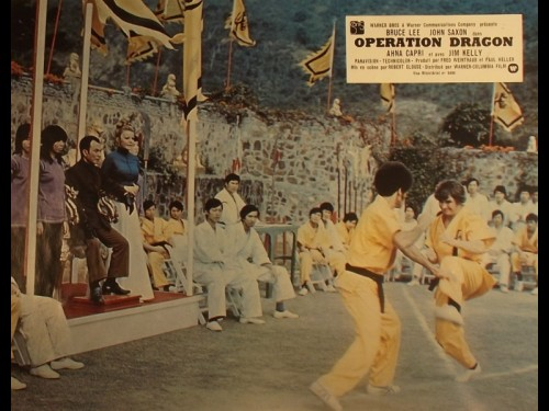 OPERATION DRAGON - ENTER THE DRAGON