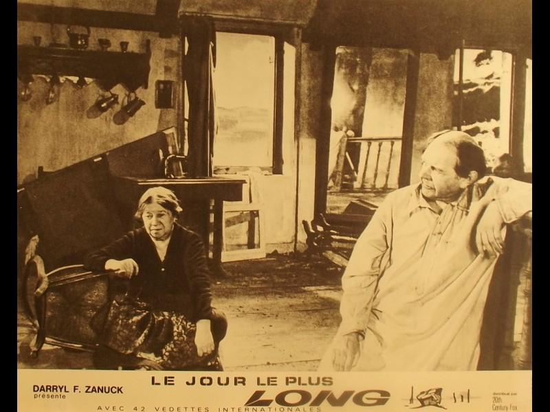 Photo du film JOUR LE PLUS LONG (LE) - THE LONGEST DAY