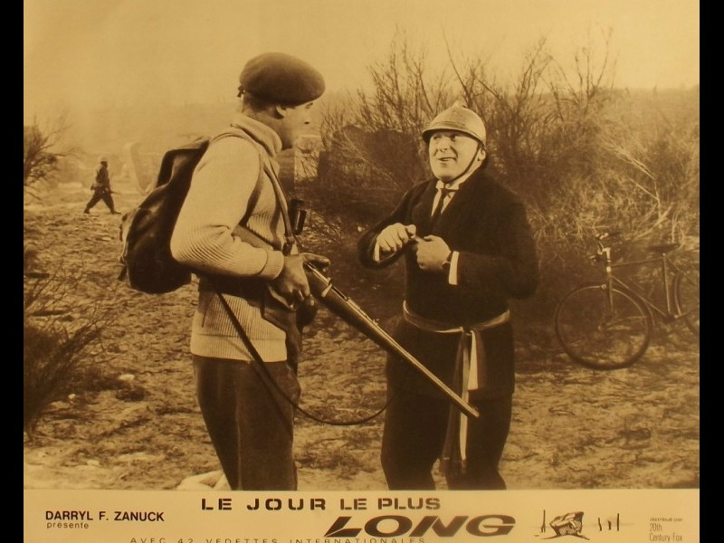 Photo du film JOUR LE PLUS LONG (LE) - THE LONGEST DAY