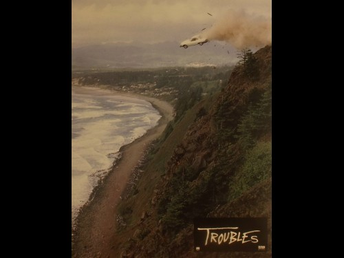 TROUBLES - SHATTERED