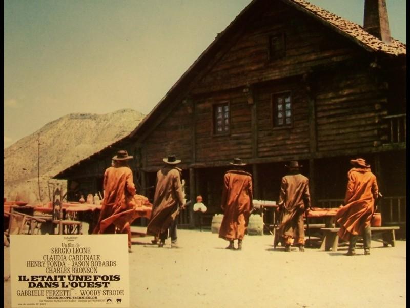 Photo du film IL ÉTAIT UNE FOIS DANS L'OUEST - C'ERA UNA VOLTA I WEST