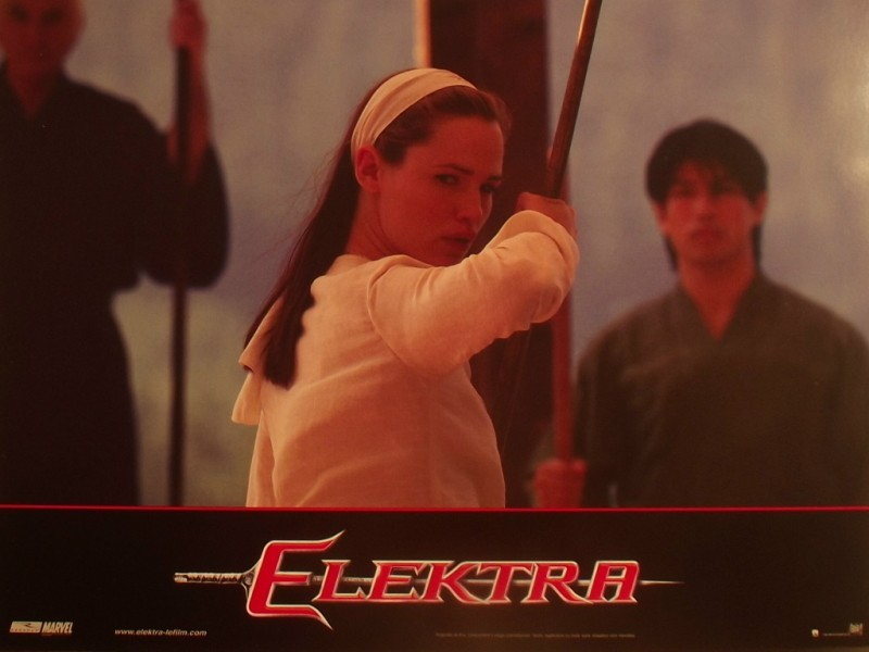 Photo du film ELEKTRA