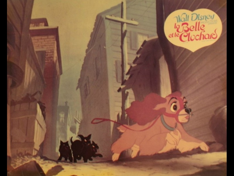 Photo du film BELLE ET LE CLOCHARD (LA) - LADY AND THE TRAMP