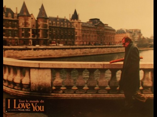 TOUT LE MONDE DIT I LOVE YOU - EVERYONE SAYS I LOVE YOU