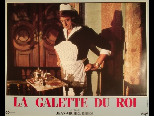 GALETTE DU ROI (LA) - THE KING'S CAKE