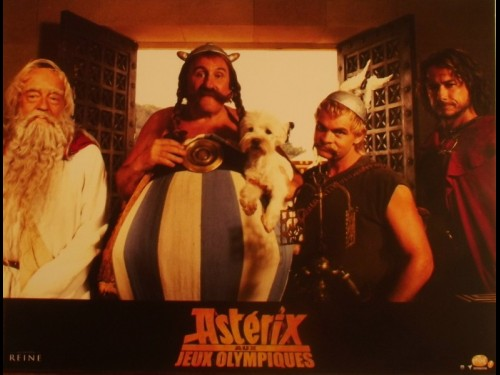 ASTERIX AUX JEUX OLYMPIQUES - ASTERIX AT THE OLYMPIC GAMES