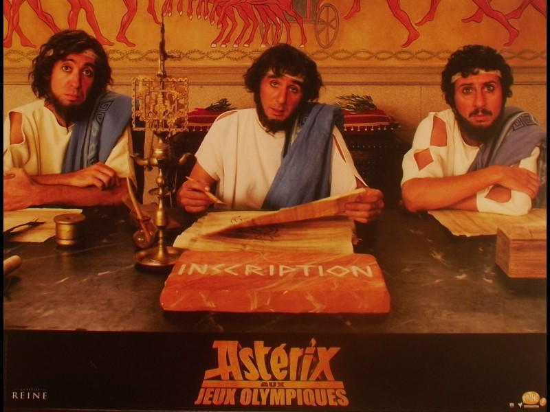 Photo du film ASTERIX AUX JEUX OLYMPIQUES - ASTERIX AT THE OLYMPIC GAMES