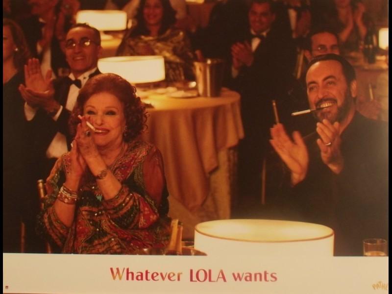 Photo du film WHATEVER LOLA WANTS