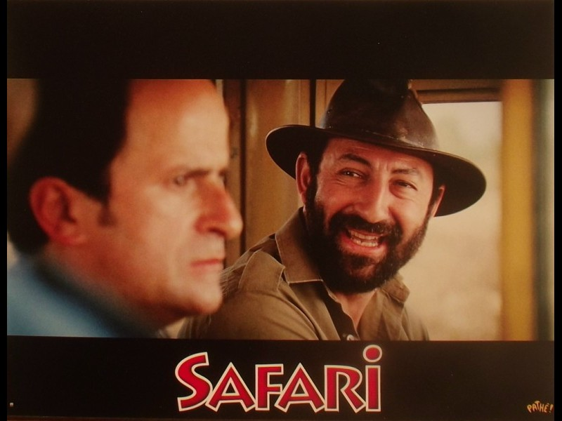 Photo du film SAFARI