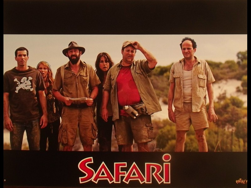 Photo du film SAFARI