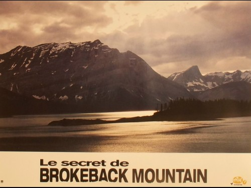 SECRET DE BROKEBACK MOUNTAIN (LE) - BROKEBACK MOUNTAIN