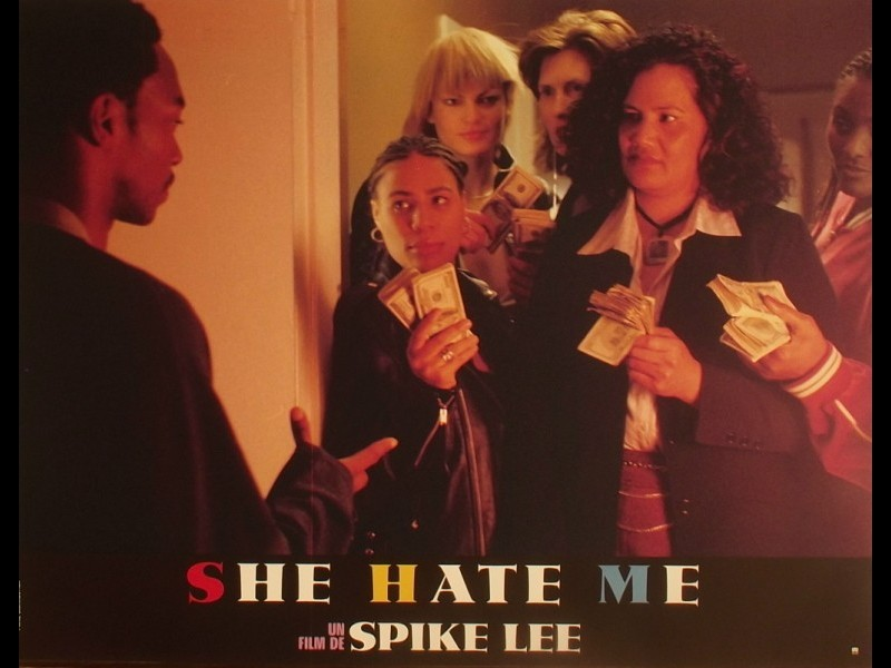 Photo du film SHE HATE ME