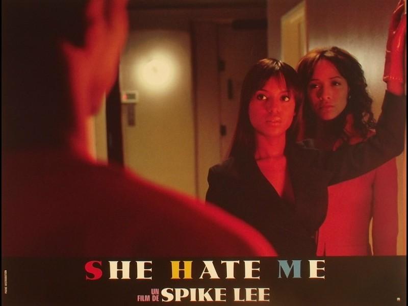 Photo du film SHE HATE ME