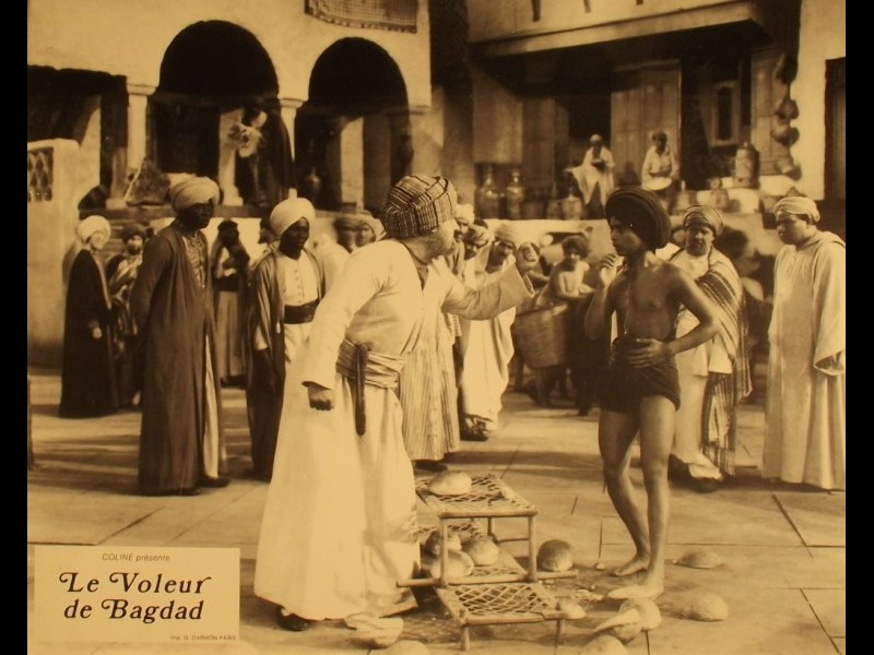 Photo du film VOLEUR DE BAGDAD (LE)