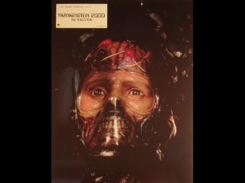 FRANKENSTEIN 2000 - RITORNO DALLA MORTE