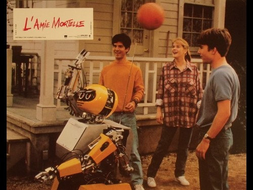 AMIE MORTELLE (L') - DEADLY FRIEND