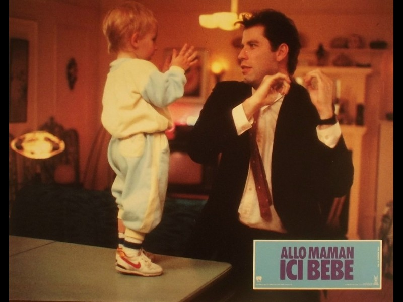 Photo du film ALLO MAMAN ICI BEBE - LOOK WHO'S TALKING