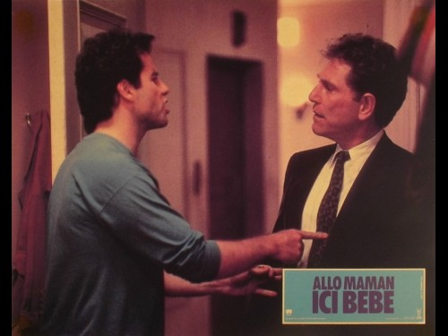 ALLO MAMAN ICI BEBE - LOOK WHO'S TALKING