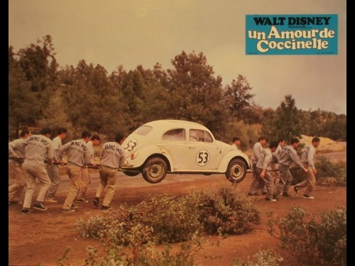 AMOUR DE COCCINELLE (UN) - THE LOVE BUG