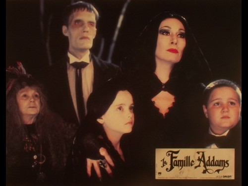 FAMILLE ADAMS (LA) - THE ADDAMS FAMILY