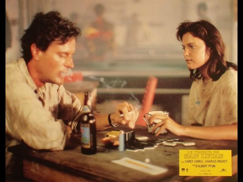 Photo du film TRESOR DE SAN LUCAS (LE) - DOWN TWISTED