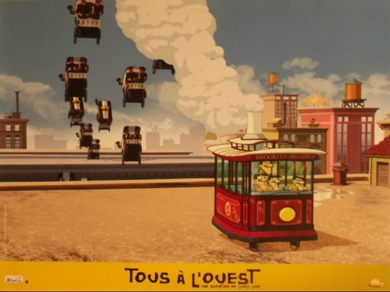 Photo du film TOUS A L'OUEST