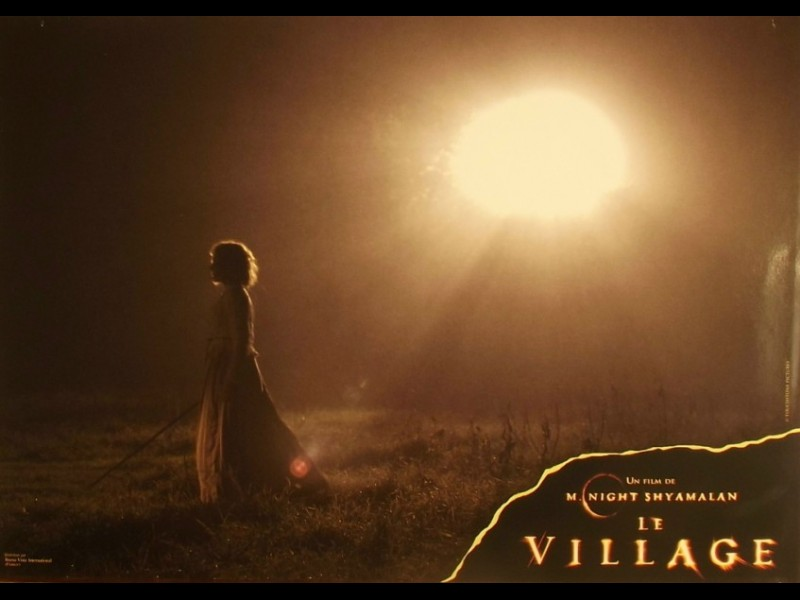 Photo du film VILLAGE (LE) - THE VILLAGE