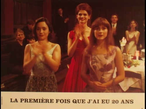 PREMIERE FOIS QUE J'AI EU 20 ANS (LA) - THE FIRST TIME I TURNED TWENTY