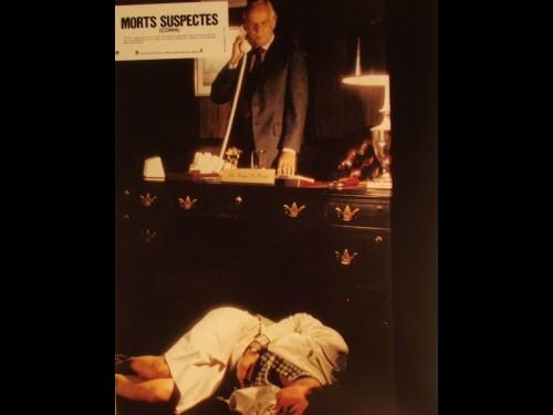 MORTS SUSPECTES - COMA