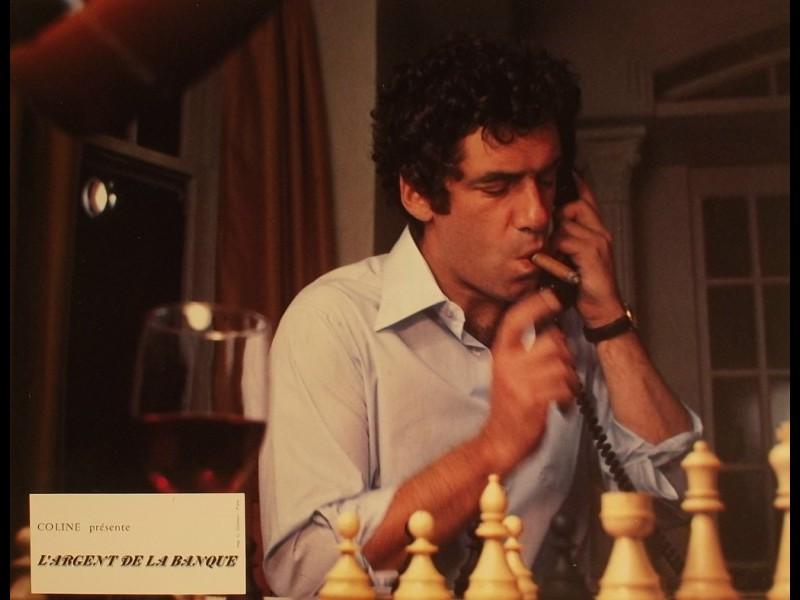Photo du film ARGENT DE LA BANQUE ( L') - THE SILENT PARTNER