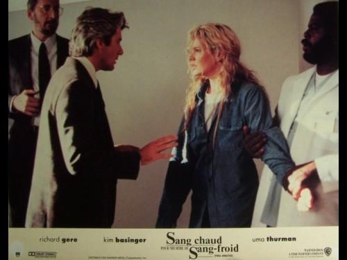 SANG CHAUD POUR MEURTRE DE SANG FROID - FINAL ANALYSIS