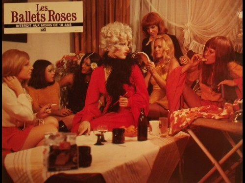 BALLETS ROSES (LES) - DOSSIER 1413