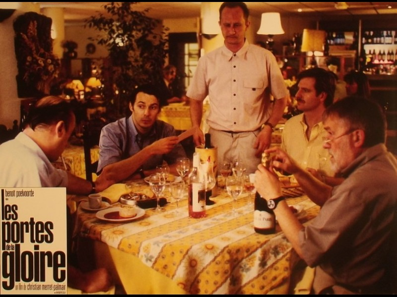 Photo du film PORTES DE LA GLOIRE (LES)